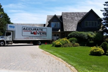 Accurate Movers Toronto