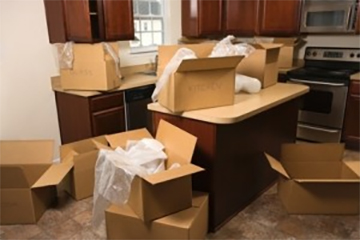 Unpacking Services Toronto