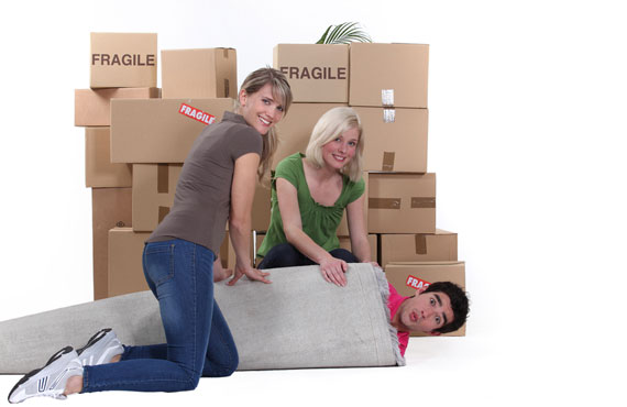 Asking Your Friends to Help You Move - Toronto Moving Company